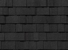 charcoal-black
